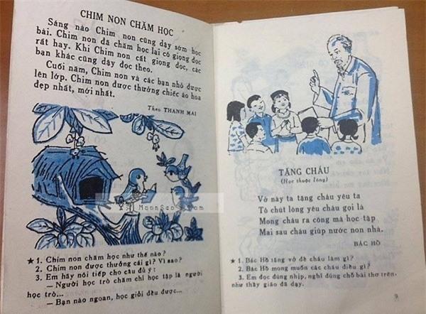 Bạn còn nhớ cuốn sách Tập Đọc thời đi học với những bài văn, bài thơ đi theo năm tháng? - Ảnh 4.