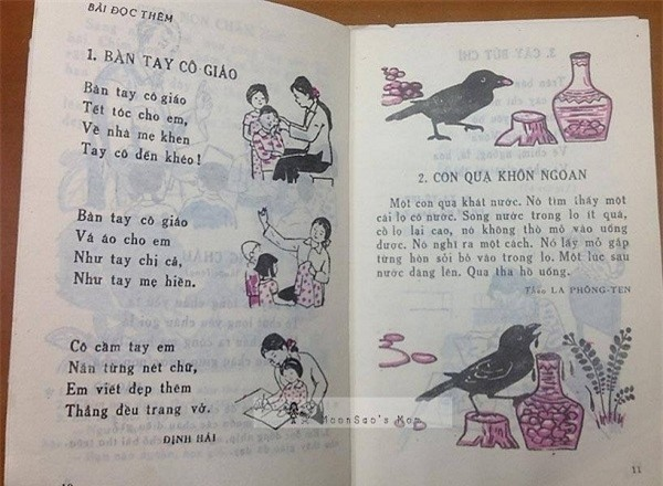 Bạn còn nhớ cuốn sách Tập Đọc thời đi học với những bài văn, bài thơ đi theo năm tháng? - Ảnh 6.