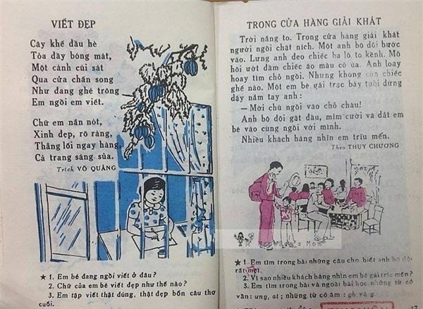 Bạn còn nhớ cuốn sách Tập Đọc thời đi học với những bài văn, bài thơ đi theo năm tháng? - Ảnh 9.