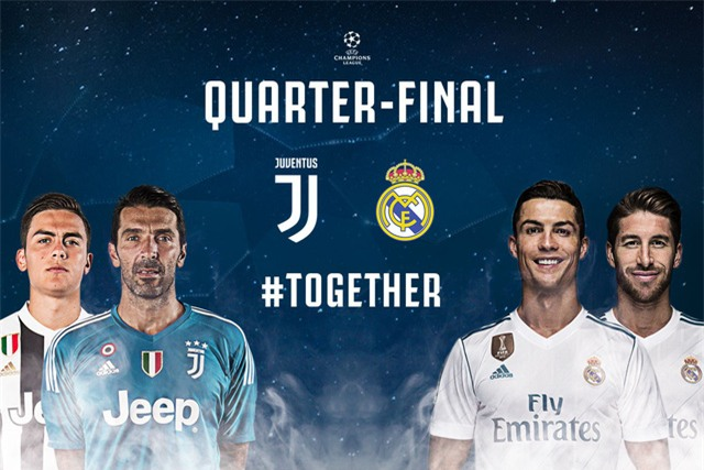 Real Madrid hứa hẹn gặp nhiều khó khăn trước Juventus