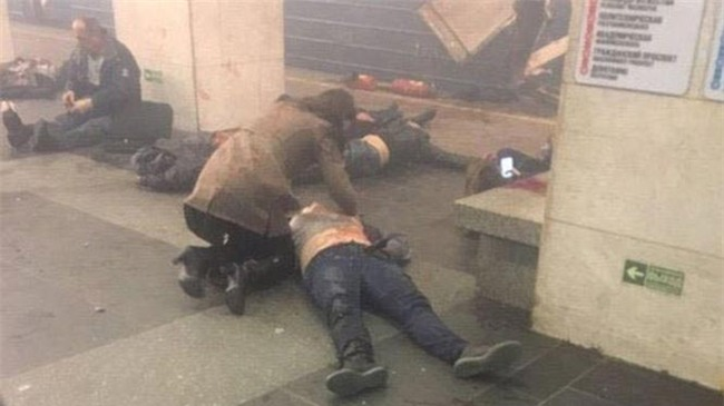 Nga,khủng bố,đánh bom,ga tàu điện ngầm