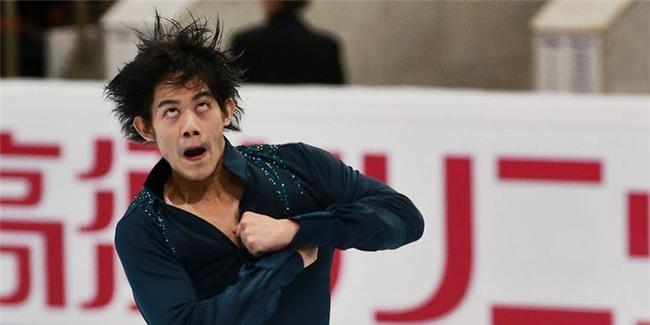 Những biểu cảm 'khó đỡ' trong môn trượt băng nghệ thuật trên Thế Giới - Ảnh 9.