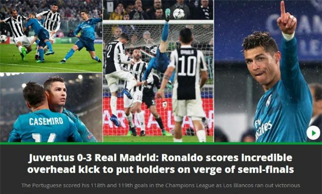 Ronaldo hủy diệt Juventus: Bật nhảy phi thường 2,3m, siêu phẩm từ khổ luyện - 11