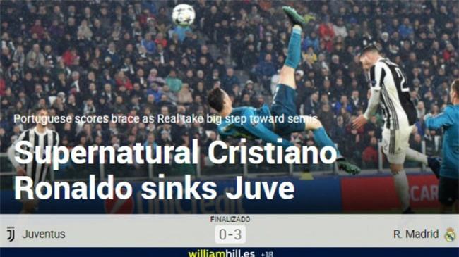 Ronaldo hủy diệt Juventus: Bật nhảy phi thường 2,3m, siêu phẩm từ khổ luyện - 9