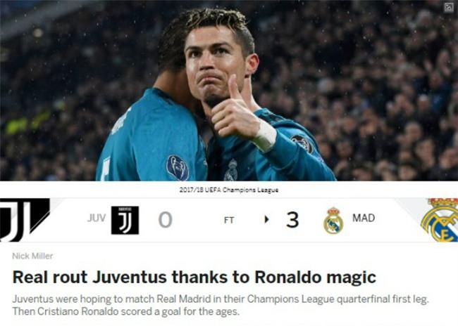 Ronaldo hủy diệt Juventus: Bật nhảy phi thường 2,3m, siêu phẩm từ khổ luyện - 10