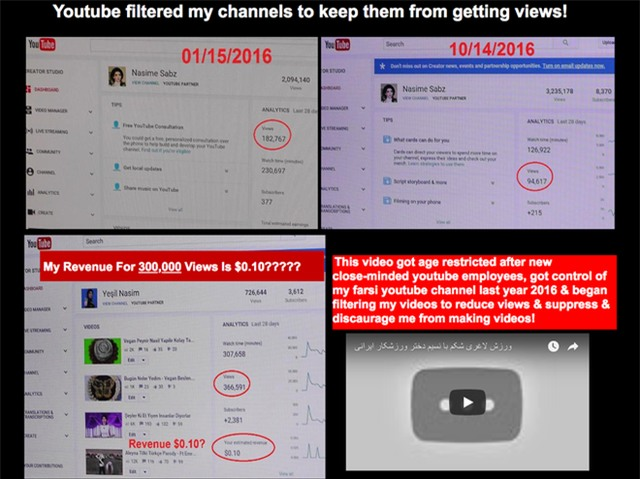 Hung thủ trong vụ xả súng tại trụ sở YouTube là một nữ YouTuber bất mãn với chính sách quảng cáo - Ảnh 2.