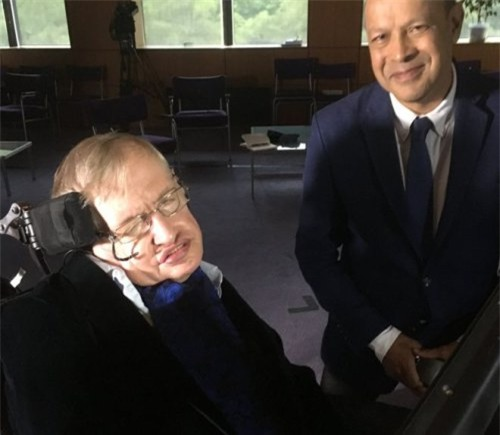 Thiên tài Stephen Hawking đã nói gì trong bài phỏng vấn cuối cùng với BBC? - 1
