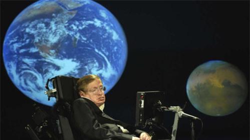 Thiên tài Stephen Hawking đã nói gì trong bài phỏng vấn cuối cùng với BBC? - 2