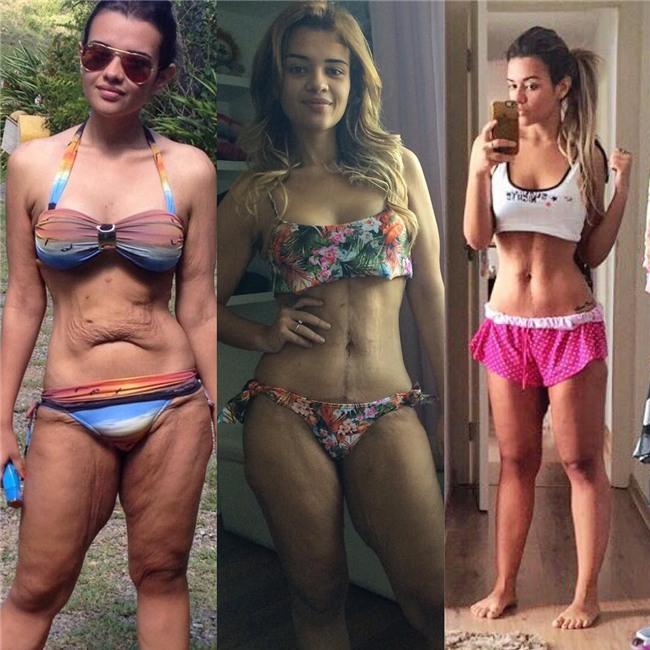 Cuộc sống đang yên lành bỗng xảy ra biến cố, cô gái nặng 139kg quyết định giảm cân và cuộc đời của cô cũng thay đổi từ đó - Ảnh 3.