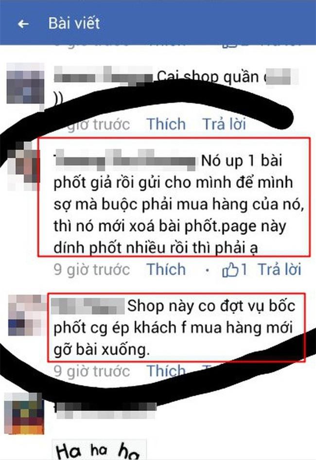 Cô gái căng thẳng không dám đi học vì mới inbox hỏi tư vấn mua áo online đã bị chủ shop tố chuyên lừa đảo và bùng hàng ở TP. HCM - Ảnh 8.