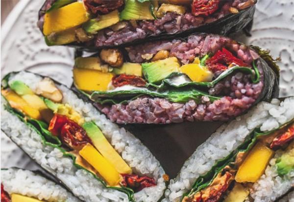 Độc đáo món cơm nắm phong cách sandwiches chỉ có ở London - Ảnh 5.