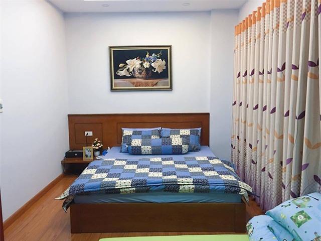 Các tầng 2, 3, 4 là không gian phòng ngủ...