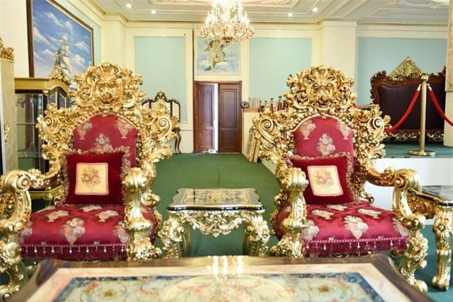 bàn ghế quý,bàn ghế đại gia