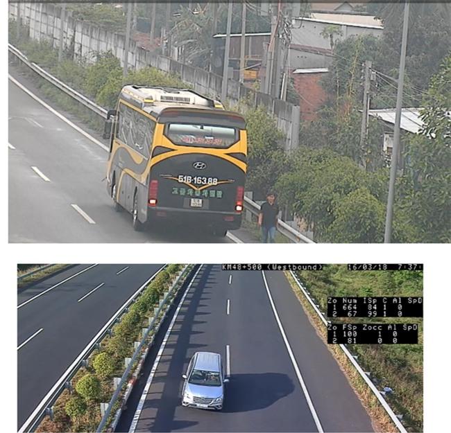 Cao tốc TP. HCM – Long Thành – Dầu Giây cảnh báo tai nạn liên hoàn vì xe cấp cứu chạy bất chấp - Ảnh 2.