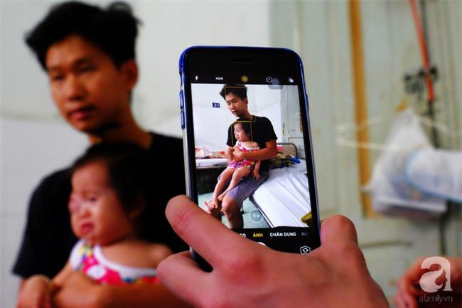 13 tháng trời, đôi vợ chồng nghèo Cà Mau gõ cửa 12 bệnh viện để tìm ra bệnh cho con - Ảnh 7.