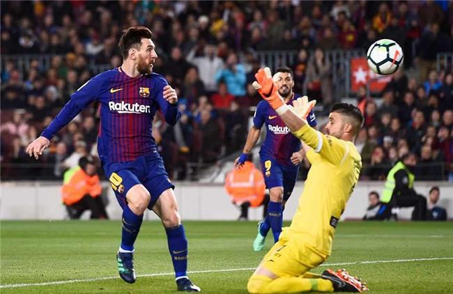 Barca 3-1 Leganes: Messi lập hat-trick, vươn lên dẫn đầu cuộc đua Giày vàng - Ảnh 10.