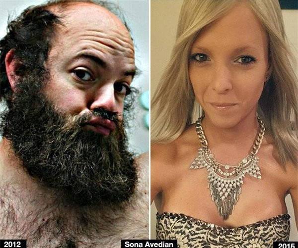 Sau 30 năm làm đàn ông, cú lột xác ngoạn mục của anh lính râu ria đã làm cho nhiều người choáng váng - Ảnh 4.