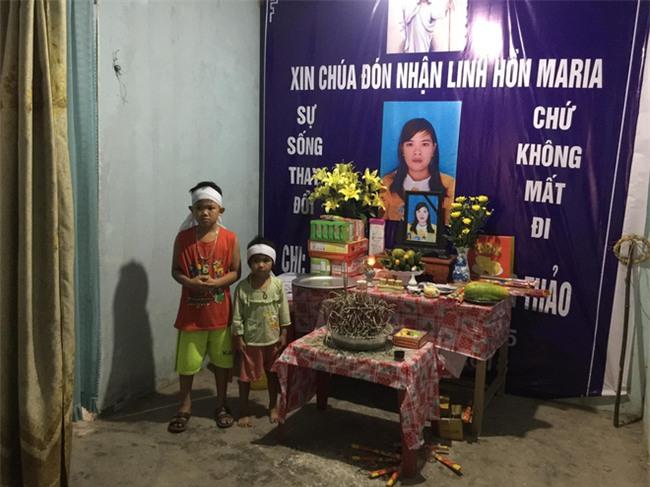 Thảm cảnh gia đình hai đứa trẻ thơ vì tang thương, bệnh tật - Ảnh 1.