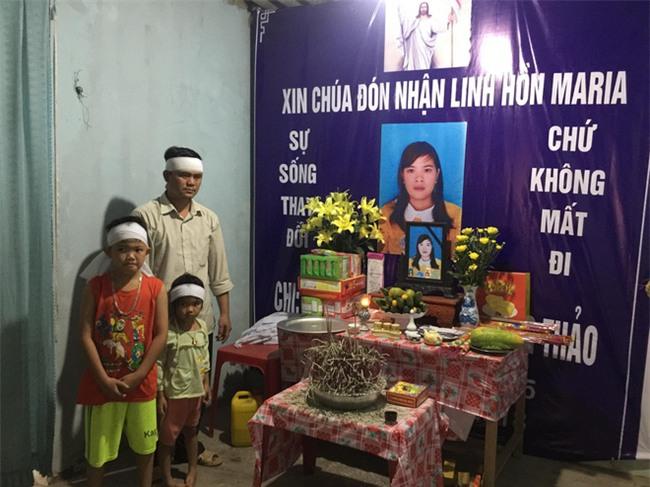Thảm cảnh gia đình hai đứa trẻ thơ vì tang thương, bệnh tật - Ảnh 3.
