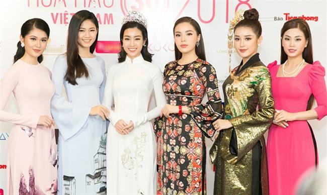 Giữa dàn Hoa hậu xinh đẹp và giỏi giang này, bạn sẽ chọn ai ngồi ghế giám khảo Hoa hậu Việt Nam 2018? - Ảnh 1.