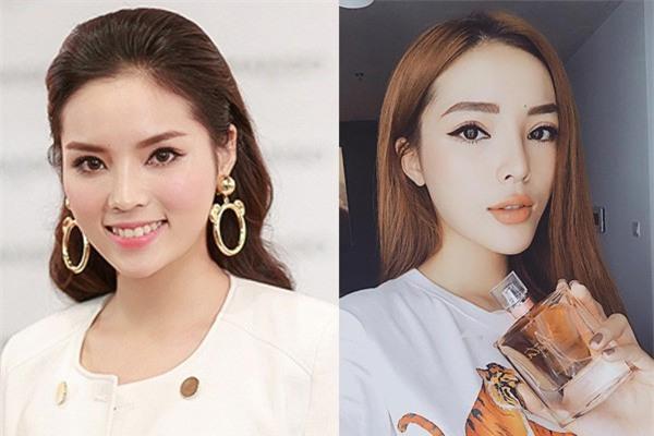 3 người đẹp sàn sàn tuổi Kỳ Duyên, Angela Phương Trinh và Nam Em: sau những nghi án thẩm mỹ liên tiếp, hiện giờ nhan sắc ra sao-1
