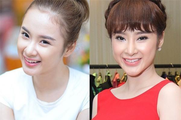 3 người đẹp sàn sàn tuổi Kỳ Duyên, Angela Phương Trinh và Nam Em: sau những nghi án thẩm mỹ liên tiếp, hiện giờ nhan sắc ra sao-13