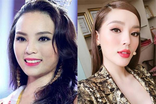 3 người đẹp sàn sàn tuổi Kỳ Duyên, Angela Phương Trinh và Nam Em: sau những nghi án thẩm mỹ liên tiếp, hiện giờ nhan sắc ra sao-2