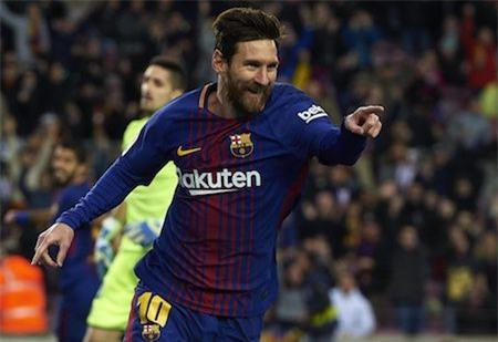 Messi đã khiến nhiều người bất ngờ…