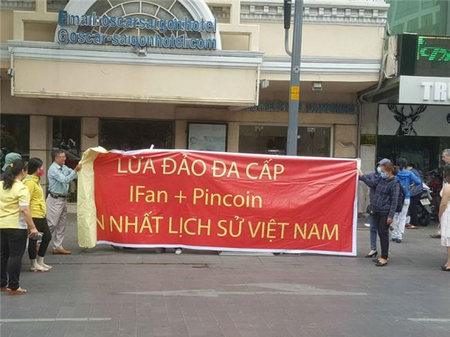 tiền ảo,lừa đảo,lừa đảo tiền ảo,lừa đảo chiếm đoạt tài sản,Sài Gòn