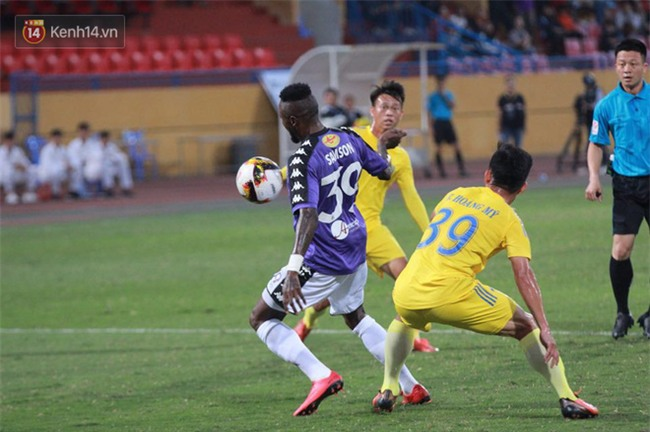 Hoàng Vũ Samson nói về việc phải chia tay Thai League - Ảnh 1.