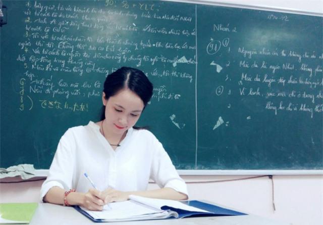 Cô giáo tiếng Nhật xinh đẹp như hot girl khiến sinh viên đi học chẳng muốn về - Ảnh 12.