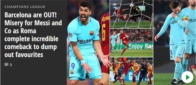 Báo thân Real Madrid được dịp chế giễu Barca - Ảnh 5.