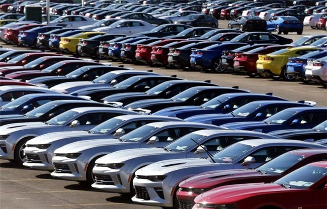 ô tô giảm giá,ô tô giá rẻ,ô tô nhập khẩu,nghị định 116,Giá ô tô