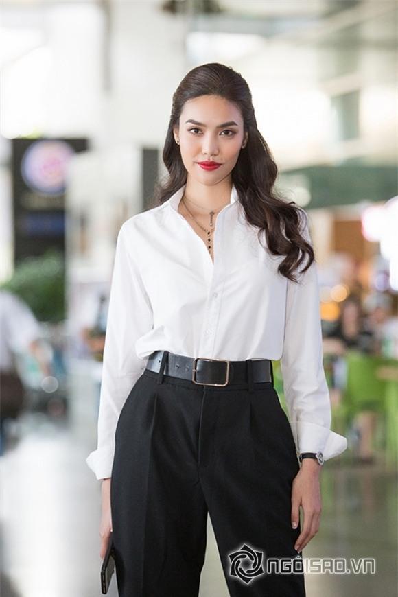 Pia Wurtzbach, Hoa hậu hoàn vũ 2015, Lan Khuê