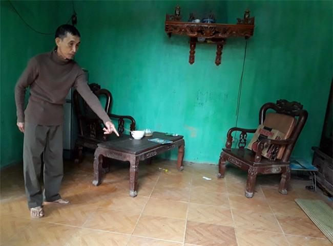 Nghi pham sat hai be trai 8 tuoi o Vinh Phuc khai gi? hinh anh 1