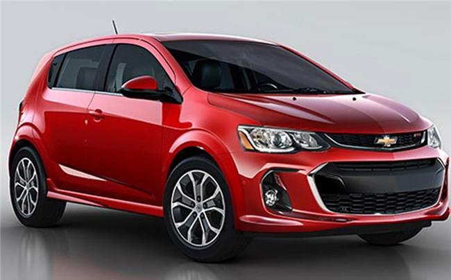 ô tô giảm giá,giá ô tô,Ô tô Chevrolet,ô tô Mỹ,Chevrolet Spark