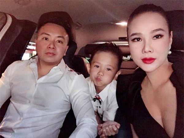 Chân dung bạn trai thành đạt, kém 12 tuổi của cựu mẫu Dương Yến Ngọc - Ảnh 9.
