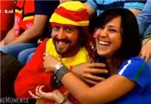 Những khoảnh khắc hài hước nhất ở EURO 2012