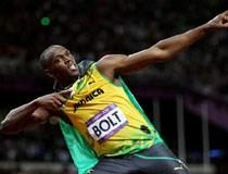 """Tia chớp"" Usain Bolt muốn khoác áo M.U"