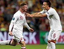 ĐT Anh triệu tập: Gạch tên Terry và Rooney