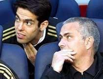 Mourinho 'đuổi khéo' Kaka