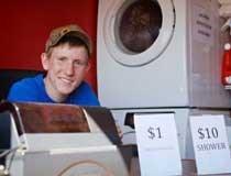 Kinh doanh dịch vụ nhà tắm di động kiếm nghìn đô