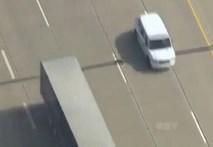 Thót tim clip đàn vịt băng ngang đường cao tốc