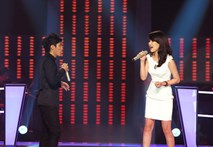 The Voice: Phần trình diễn của Nguyễn Hương Giang và Kiều Minh Quyền