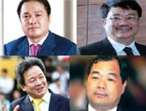 Tiềm lực đáng nể của các 'đại gia' ngân hàng Việt