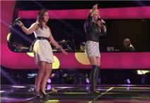 Mẹ và con cùng song ca tại The Voice Mỹ