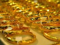 Ngân hàng 'chạy' theo giá vàng bằng lãi suất