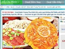 Tràn lan bánh Trung thu 'giá rẻ bất ngờ' trên mạng