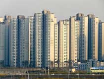 Thị trường bất động sản Hàn Quốc bên bờ vực thẳm