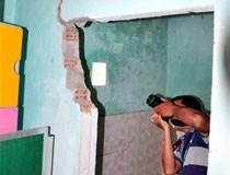 Huyện Bắc Trà My lại rung chuyển vì động đất